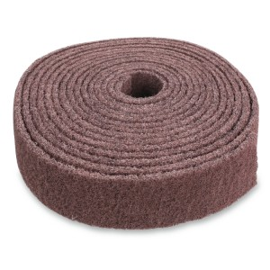 Rollo anti-derroche en tejido no tejido fibras sintéticas al corindón