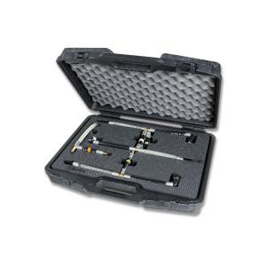 Juego de 9 conexiones para la comprobación  de la baja presión combustible (a utilizar con 1464T)
