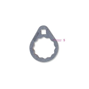 Llaves poligonales para filtros de aceite de acceso difícil