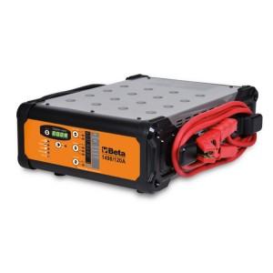 Cargador de baterías  multifunciones electrónico 12 V