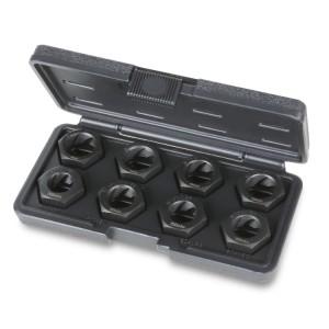 Surtido de herramientas para la reparación de roscas de transmisiones