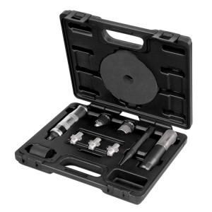 Kit para retirar tuercas de rueda dañadas