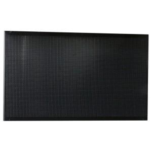 Panel perforado bajo armario alto de 1 metro