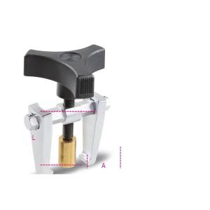 Extracteur de bras d'essuie-glace et essuie-glace arrière