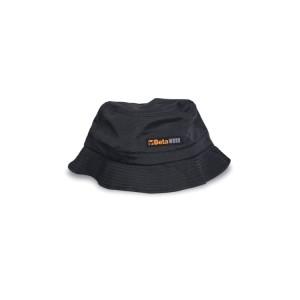 Casquette anti-pluie  100 % polyester enduit PU  avec traitement hydrofuge