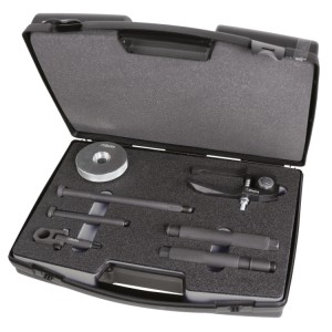 Composition universelle d'outils pour l'extraction des injecteurs Diesel Common Rail