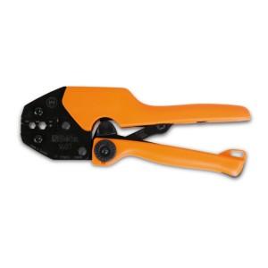 Pince à cosses coaxiales,  modèle professionnel, pour connecteurs  BNC RG 58, RG 59, RG 62, RG 71