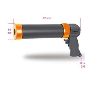 Pistolet à silicone modèle standard, tôle laquée