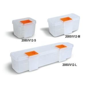 Bac de rangement amovible pour valise type organizer 2080/V12