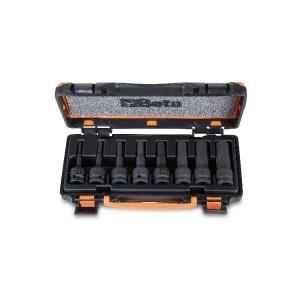 8 gépi dugókulcs fémdobozban