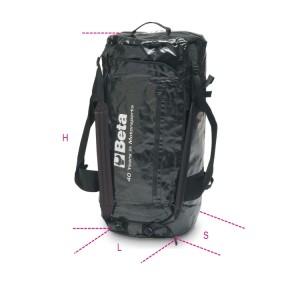 """""""Racing""""-táska laminált PVC, vízálló"""