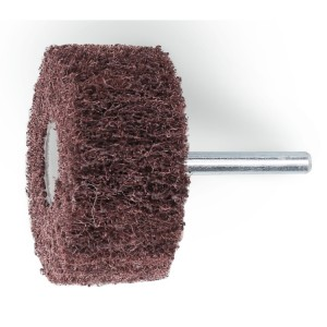 Schuurvlies slijpborstel,  korund synthetisch fiber schuurmateriaal