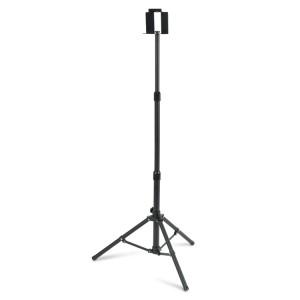 Telescopische driepoot statief voor werklamp