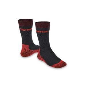 Elastische drukverhogende enkelhoge sokken