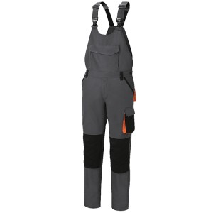Werk overalls, 100% stretch katoen, 220 g/m2 Slim fit