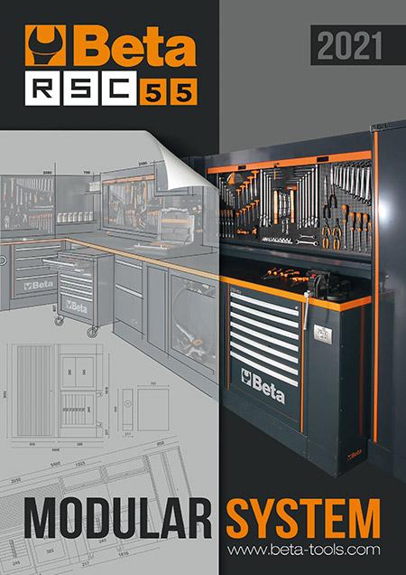 RSC55 Modular system