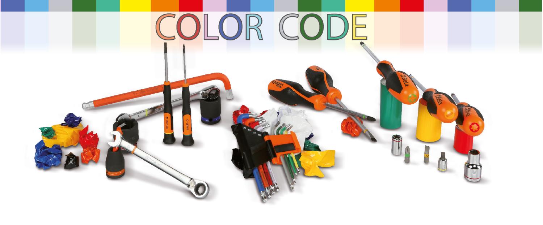 Beta Color Code