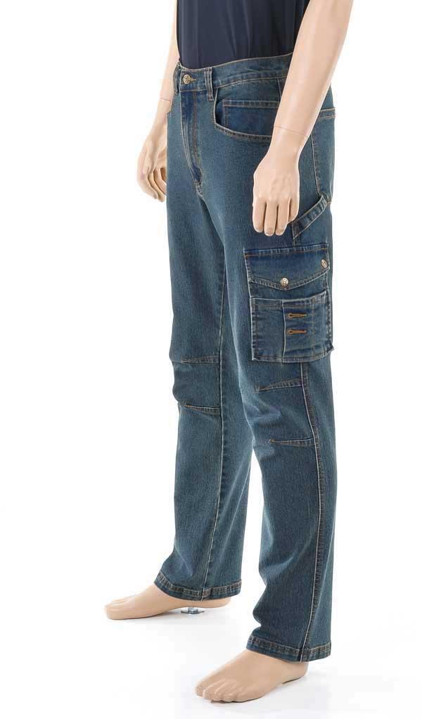 Beta 7525 Pantalon de travail en jean S
